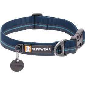 Ruffwear Flat Out Collar, blue horizon